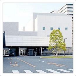 鶴見斎場 外観写真