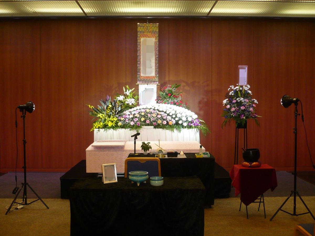 鶴見斎場 祭壇例6