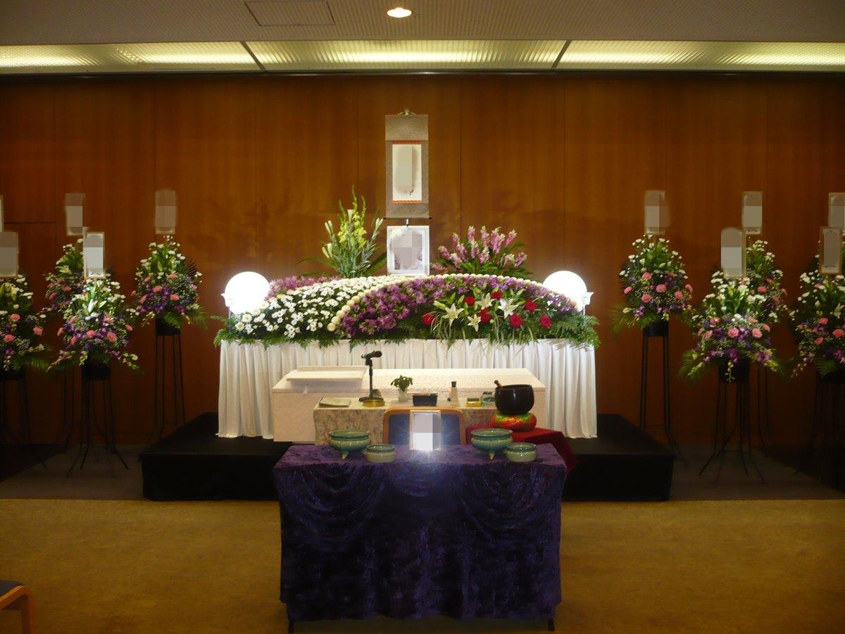 鶴見斎場 祭壇例7